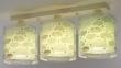 Дитячий світильник Dalber Clouds Green 41413H 0