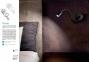 Настенный светильник FOCUS AP1 NERO Ideal Lux 097190 0