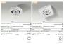 Точечный светильник Savio Round Azzardo AZ2779 0