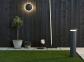 Настенный светильник уличный MARKSLOJD DISCUS 105831 0