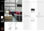 Настільна лампа MARTENS Azzardo MT2251-SWH 0