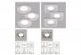 Точечный светильник Clarkson S 3-Kit 2700K WH Nordlux 47600101 0
