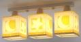 Дитячий світильник Dalber Moon Orange 63233J 0