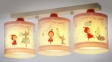 Детский светильник Dalber LITTLE RED 61903 0