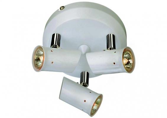 Потолочный светильник MARKSLOJD MADRID 3l White 104846