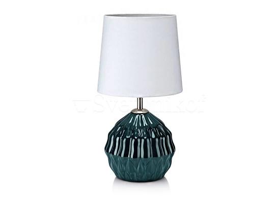 Настольная лампа MARKSLOJD LORA green 106882