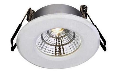 Точечный светильник MARKSLOJD HADES White 106218