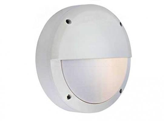 Настінний світильник вуличний MARKSLOJD HERO White 106520