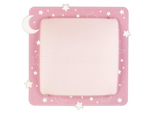 Светильник детский Dalber Moon Light Pink 43236S