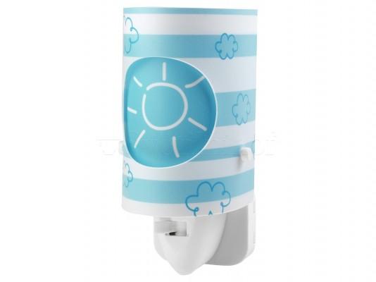 Нічник дитячий Dalber Dream Light Blue 63192L