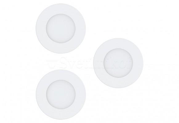 Точечный светильник FUEVA-RW 8 3-set Eglo 97111