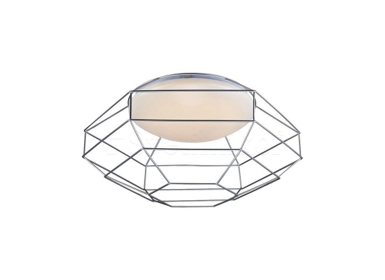 Потолочный светильник MARKSLOJD NEST silver 106829
