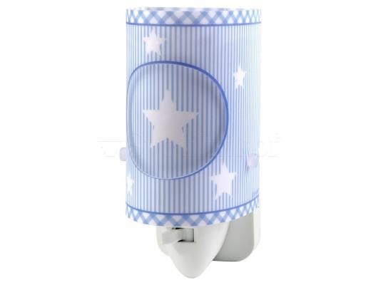 Настенный детский светильник Dalber Sweet Dreams Blue 62015T
