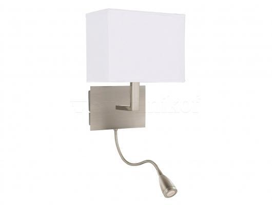 Настенный светильник Searchlight Wall 6519SS