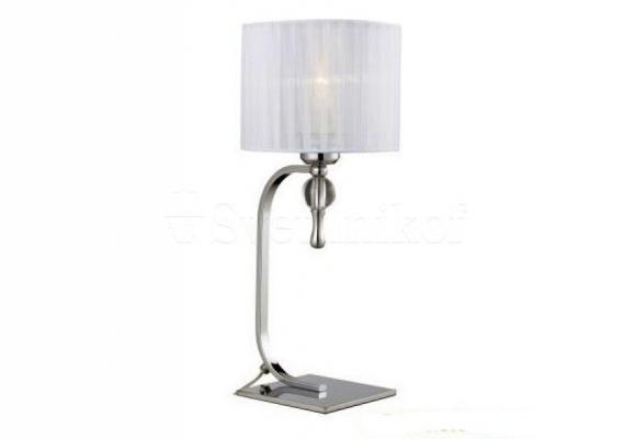 Настольная лампа IMPRESS Azzardo 1976-1T-WH/AZ1107