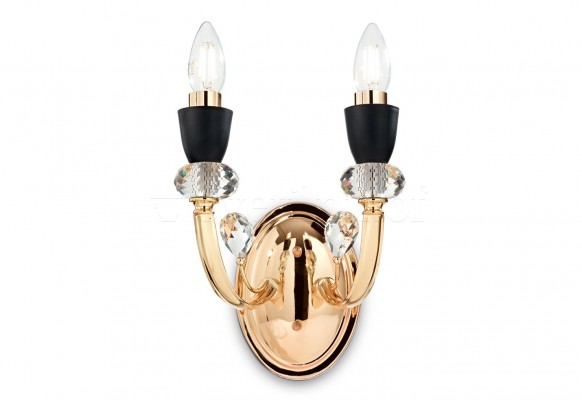 Бра Vanity SP2 Ideal Lux 206646