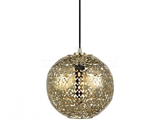 Подвесной светильник MARKSLOJD INDIGO Brass 106241