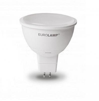 Лампа EUROLAMP LED ЕКО dimmable MR16 5W GU5.3 4000K