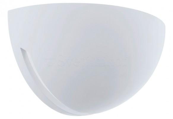 Гипсовый настенный светильник TIBERIO E27 Eglo 62363
