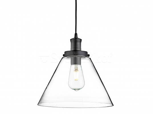 Подвесной светильник Searchlight Pyramid 3228BK