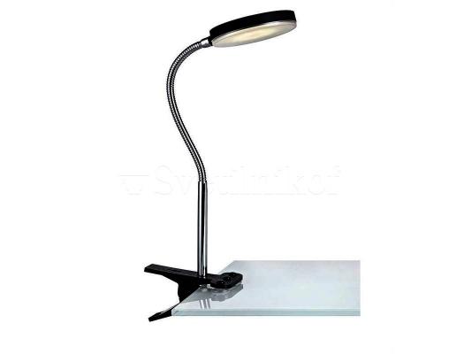 Настольная лампа на струбцине MARKSLOJD FLEX Black 106471
