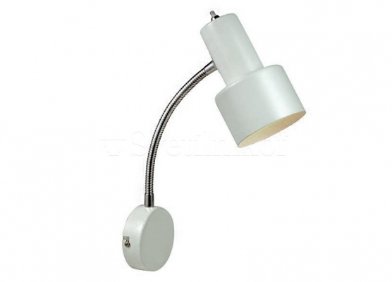 Настенный светильник MARKSLOJD GLOMMEN White 104609