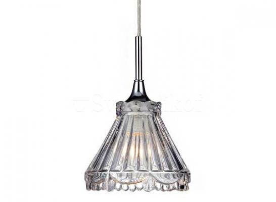 Підвісний світильник MARKSLOJD LAURA Steel 105476