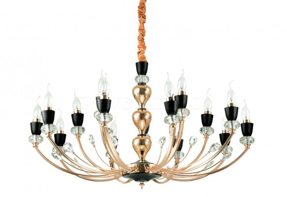 Подвесная люстра Vanity SP15 Ideal Lux 206639