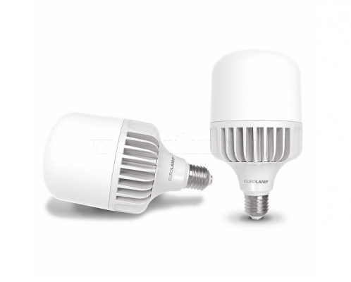 Лампа высокомощная EUROLAMP LED 40W E27 6500K
