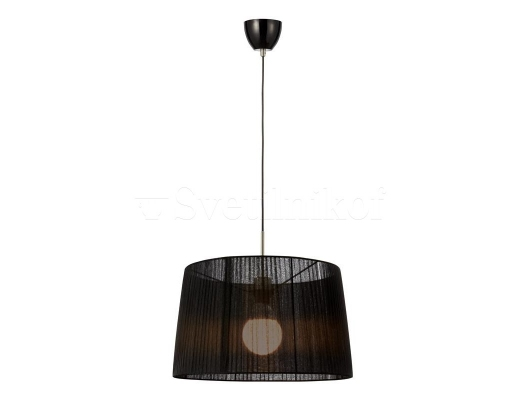 Подвесной светильник MARKSLOJD FLEN Black 104800