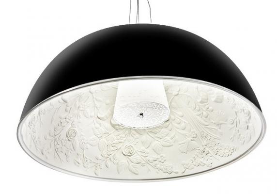 Підвісний світильник DECORA Azzardo LP5069-XL-BK