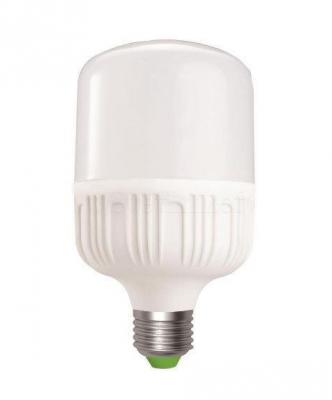 Лампа надпотужна EUROELECTRIC LED Plastic 30W E27 4000K