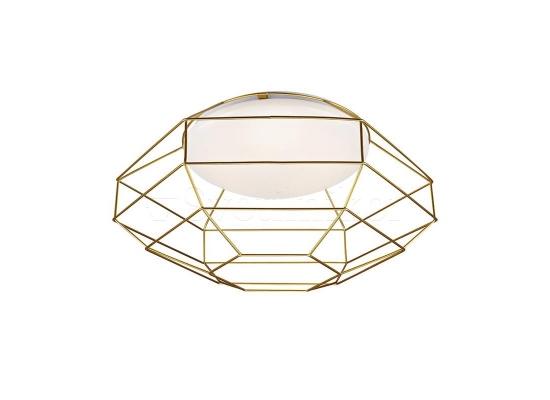 Потолочный светильник MARKSLOJD NEST gold 106828