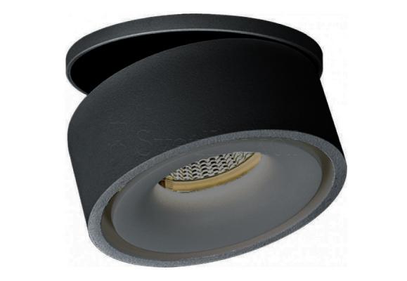 Точечный светильник UNIVERSAL RD G2-14W BK ZARLIGHT 03340B