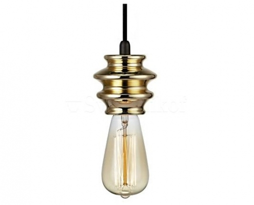 Підвісний світильник MARKSLOJD FAB Brass 106608