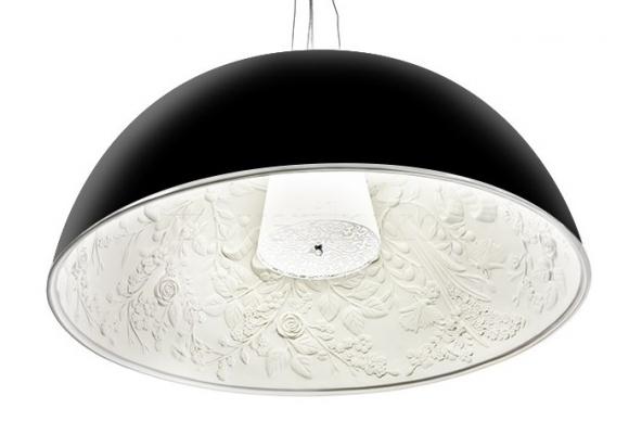 Подвесной светильник DECORA Azzardo LP5069-L-BK/AZ2158