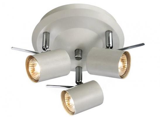 Стельовий світильник MARKSLOJD HYSSNA LED 3L IP21 White 105483