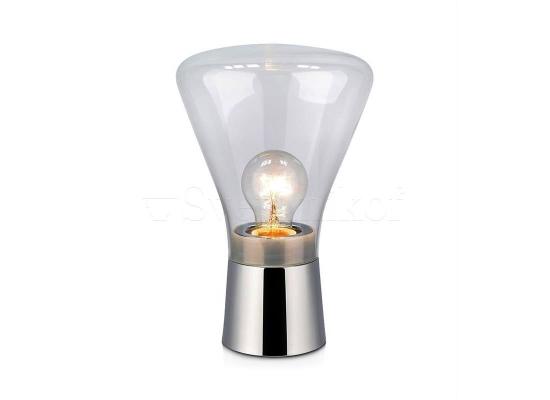 Настільна лампа MARKSLOJD JACK chrome 106799