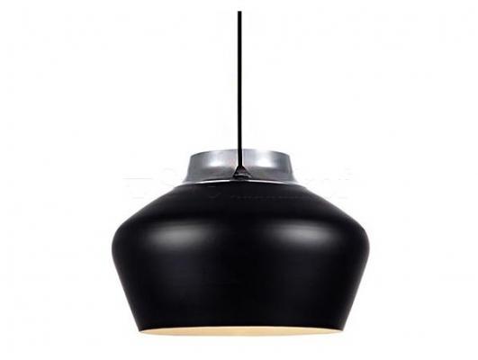 Подвесной светильник MARKSLOJD KOM Black/Chrome 106405