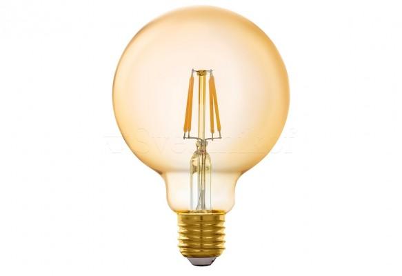 Лампа E27-LED-G95 5,5W 2200K Eglo 11866