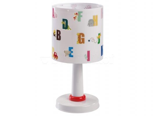 Дитяча ністільна лампа Dalber ABC 72271