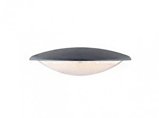 Настінний світильник вуличний MARKSLOJD APUS grey 106532