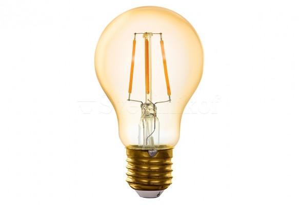 Лампа E27-LED-A60 5,5W 2200K Eglo 11864