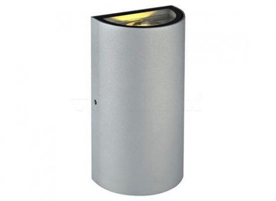 Настінний світильник вуличний MARKSLOJD LYRA Light Grey 106529
