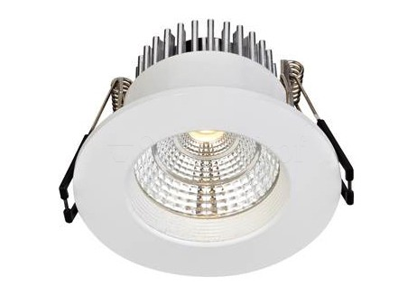 Точковий світильник MARKSLOJD ARES 3 white 106214