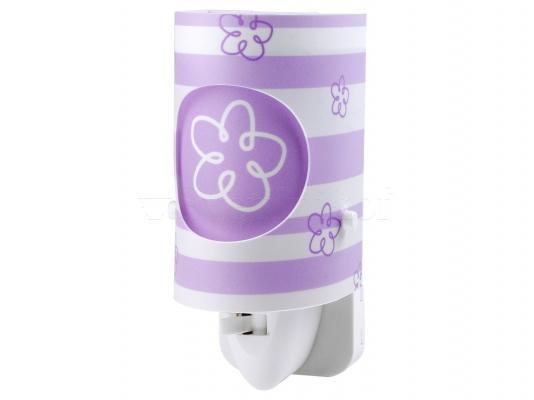 Ночник детский Dalber Dream Light Purple 63191L