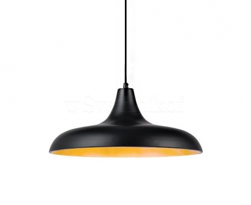 Підвісний світильник MARKSLOJD BRYNE Black/Gold 105069