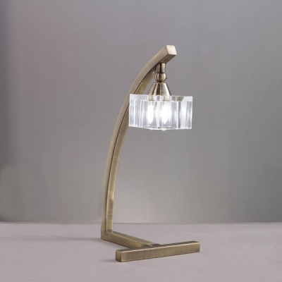 Лампа настольная Mantra Cuadrax 1104