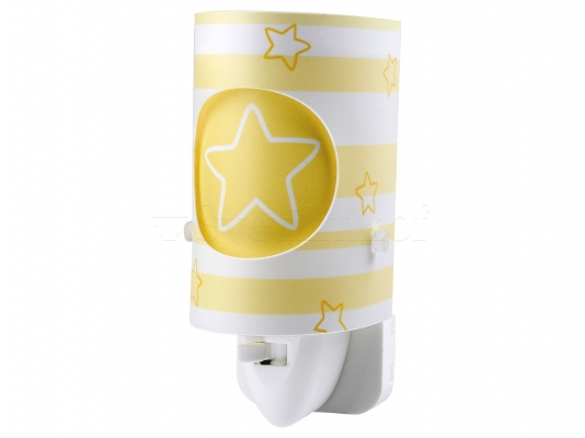 Нічник дитячий Dalber Dream Light Yellow 63193L