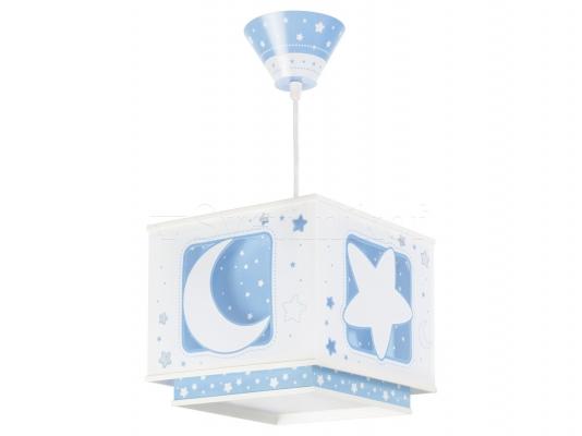 Детский светильник Dalber Moon Blue 63232T